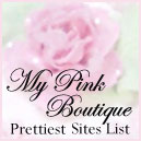 My Pink Boutique Prettiest Sites List